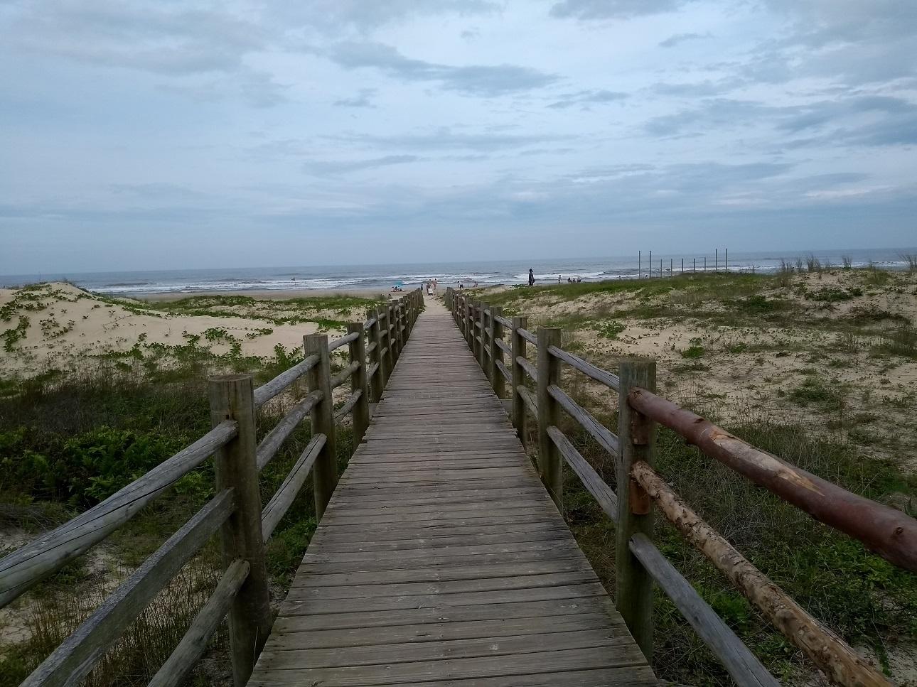 Laguna Santa Catarina Praia do Mar Grosso