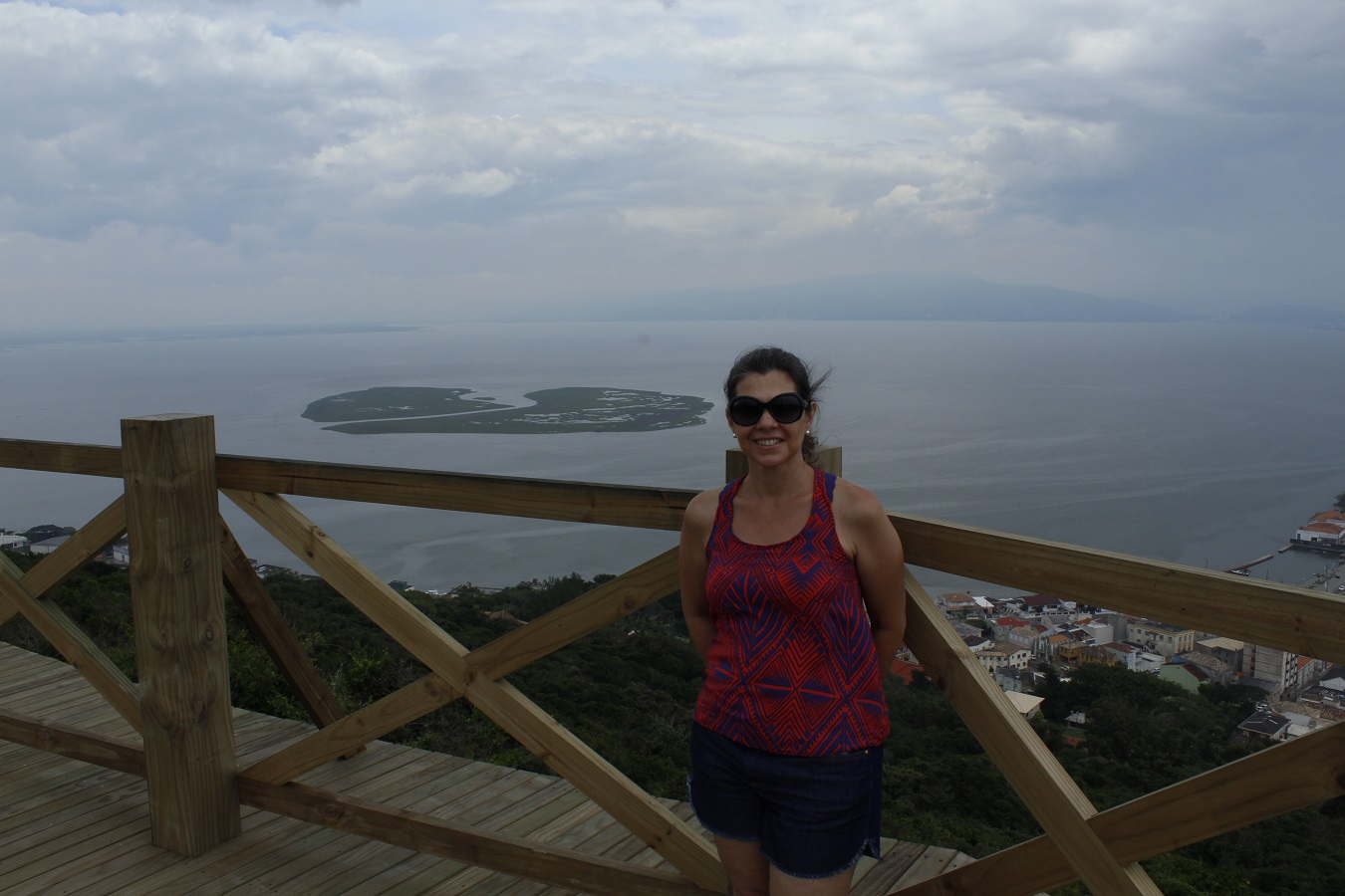 Laguna Santa Catarina Mirante da Glória