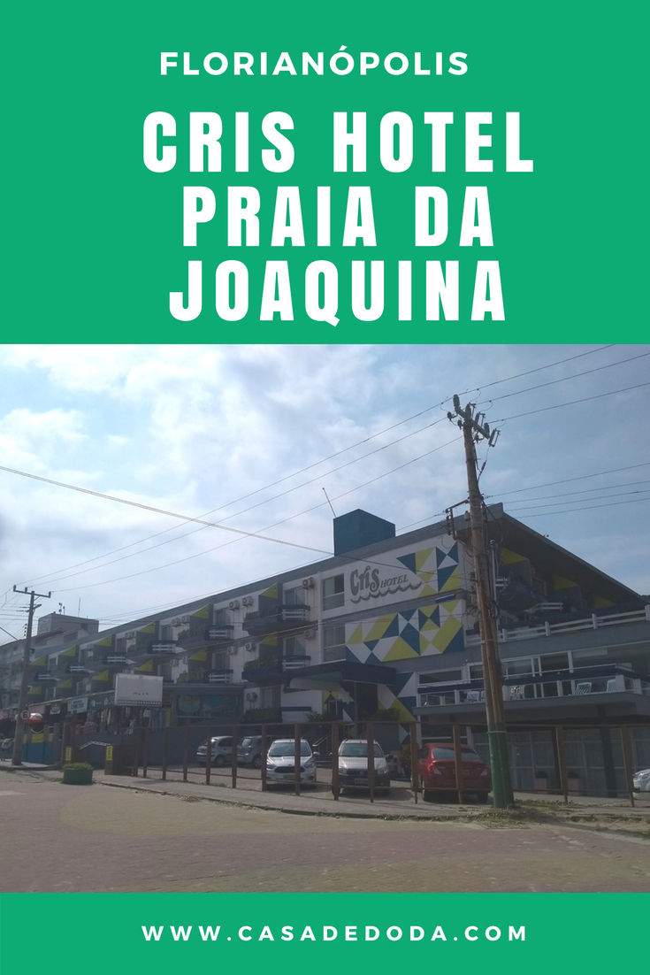 Praia da Joaquina Cris Plage Hotel