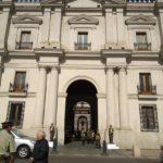 Santiago do Chile Palácio La Moneda