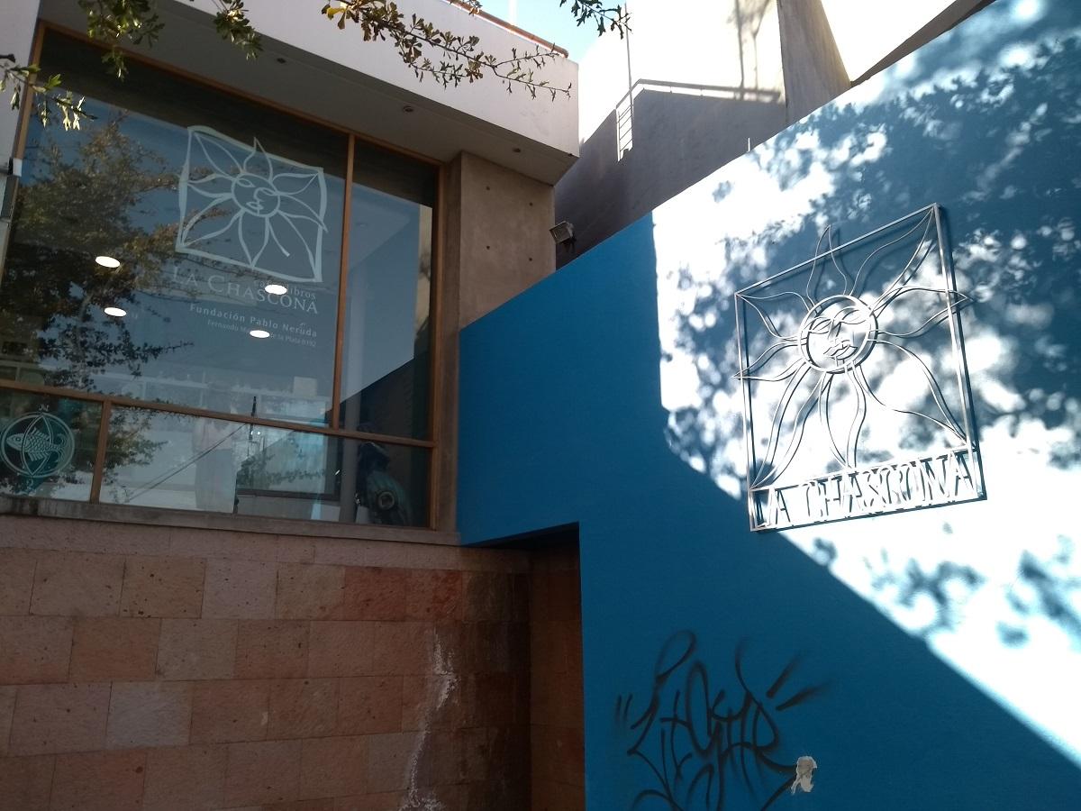 Santiago do Chile Museo La Chascona