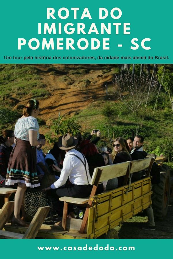Tour Cultural Pomerode
