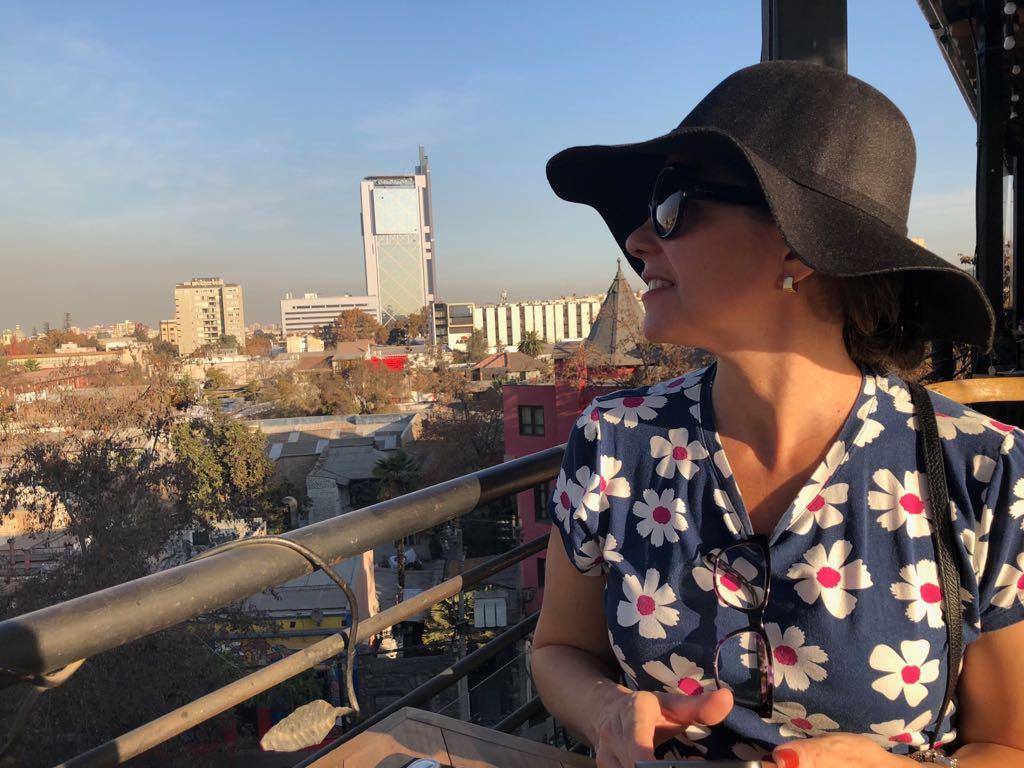 Berloques de Viagem Santiago