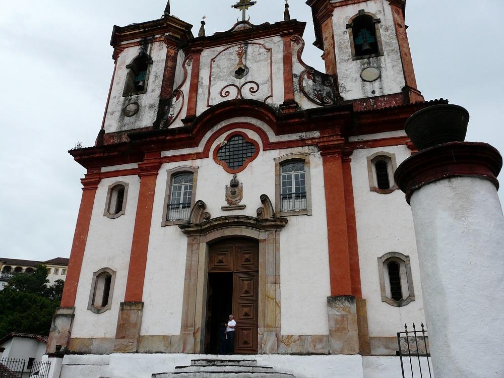 Ouro Preto: o que fazer no interior de Minas Gerais