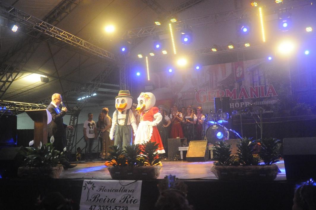 Festas de Outubro em Santa Catarina Fenarreco