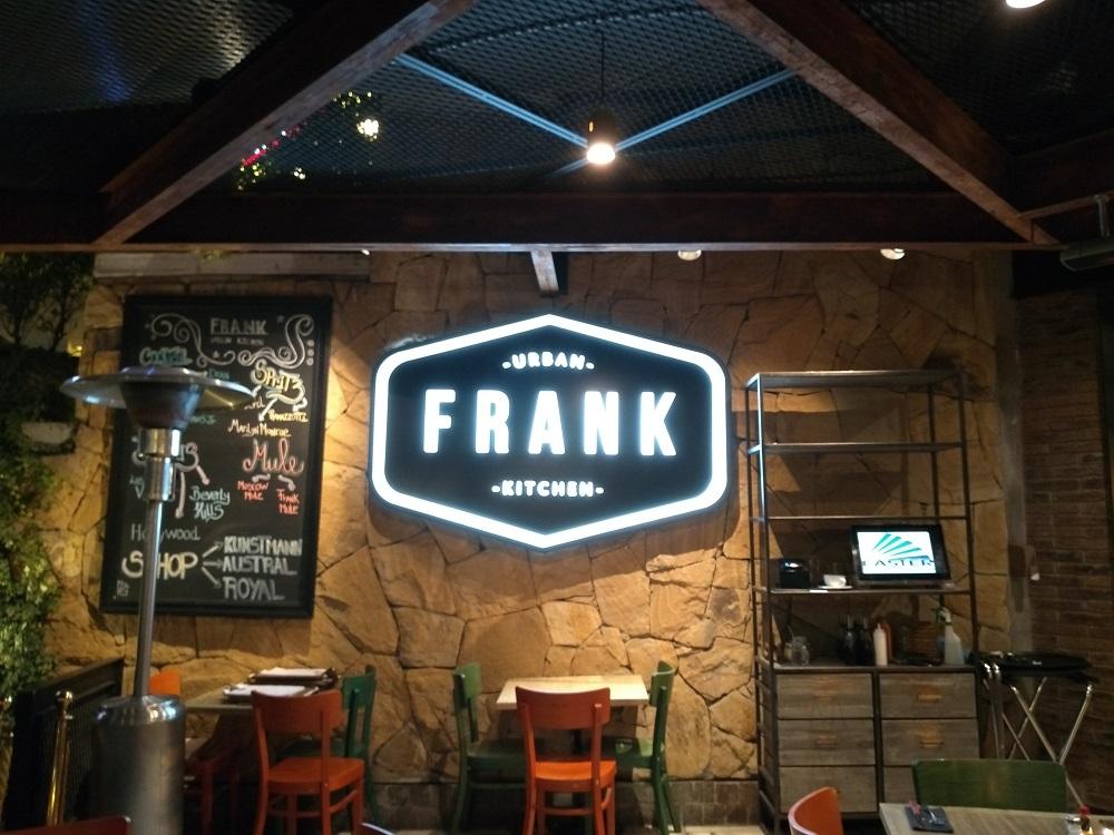 Onde comer em Santiago: 5 restaurantes Santiago Chile - Frank Urban Kitchen
