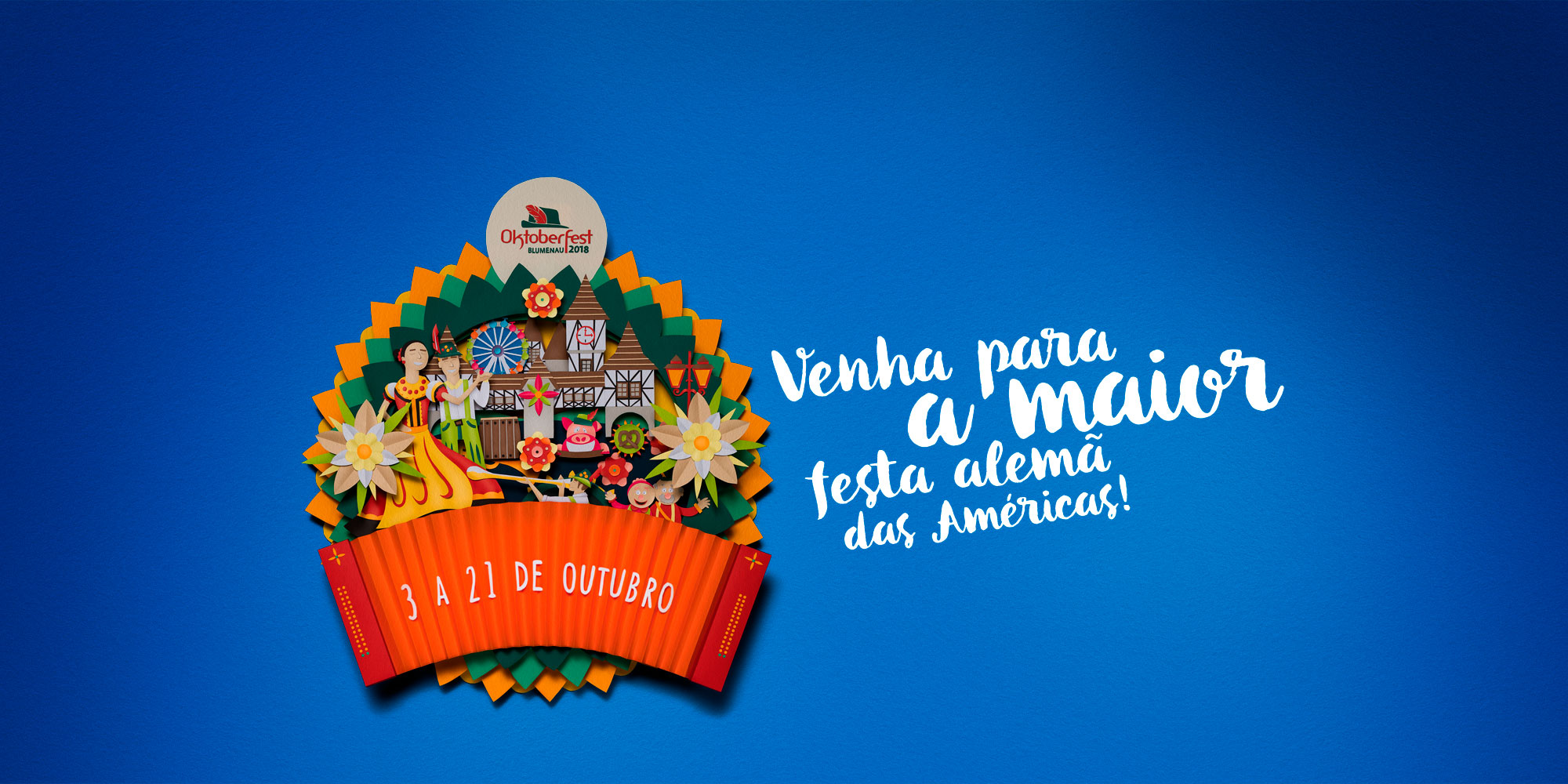 Festas de Outubro em Santa Catarina Oktoberfest Blumenau