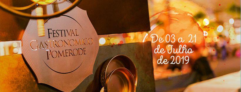 Calendário de Eventos Pomerode, Festival Gastronômico