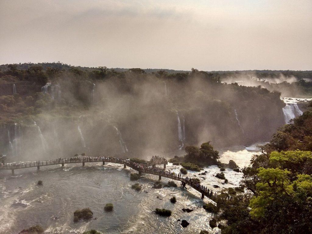 Cataratas do Iguaçu, um espetáculo da natureza