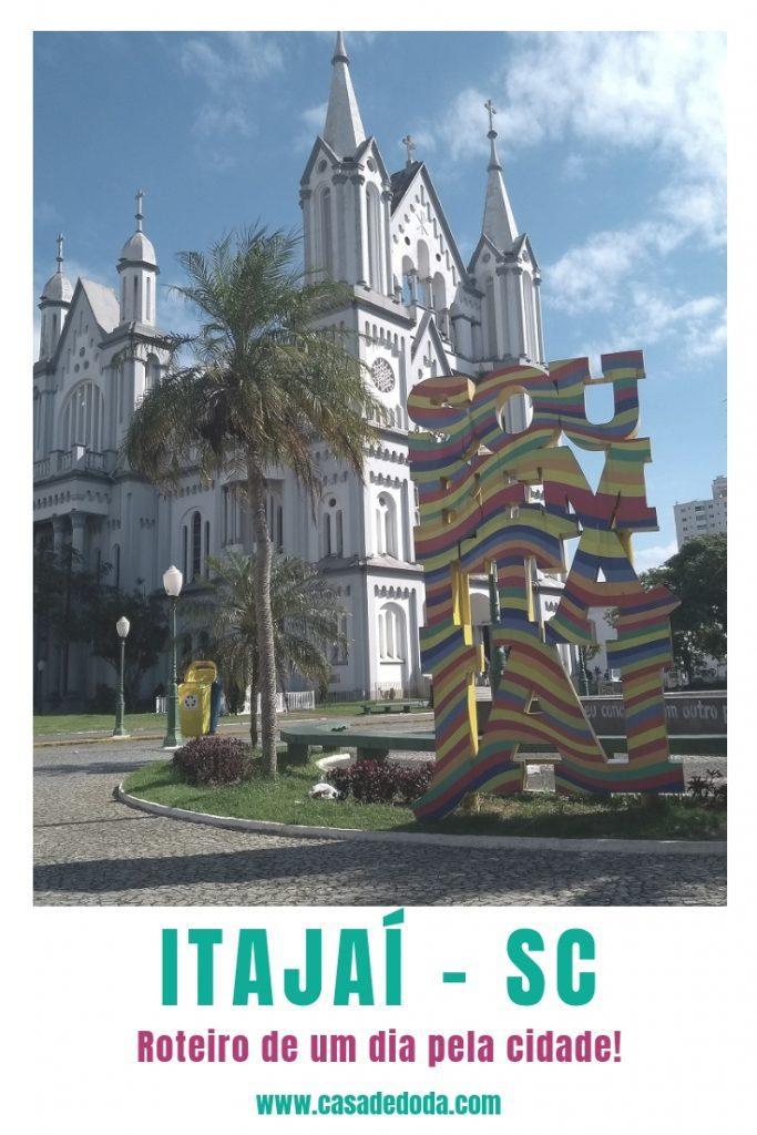 O que fazer em Itajaí roteiro de um dia