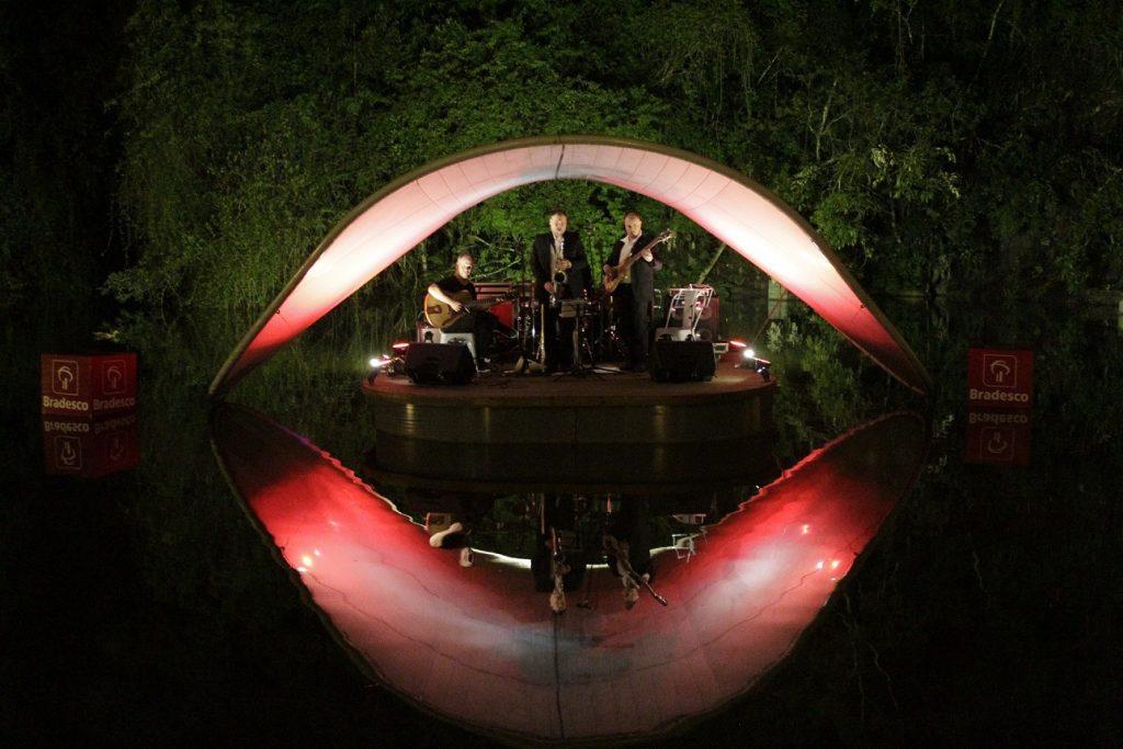 Vale da Música, oferece shows de música instrumental