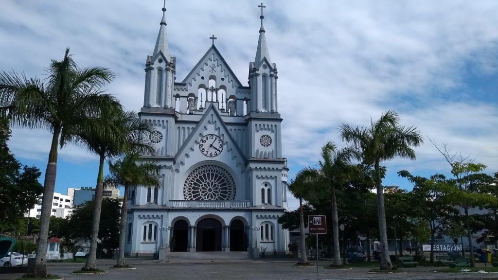 O que fazer em Itajaí Igreja Matriz