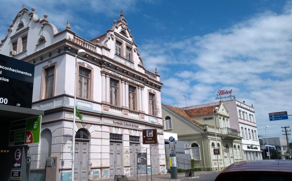 O que fazer em Itajaí Centro Histórico
