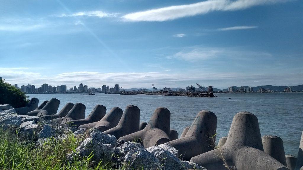 O que fazer em Itajaí Molhes da Barra