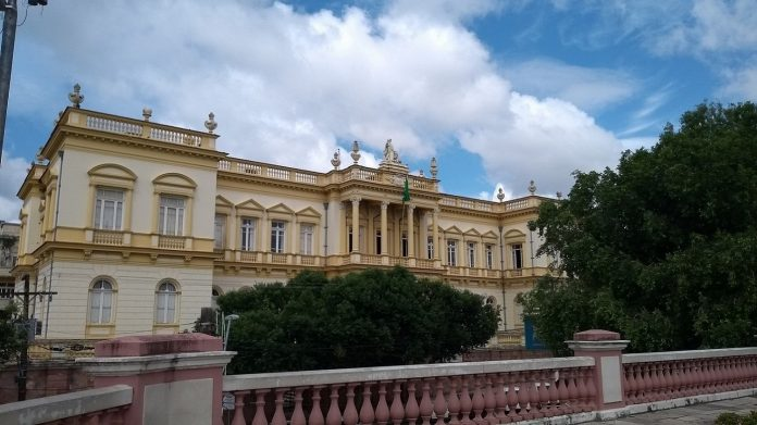 Centro Cultural Palácio da Justiça Manaus
