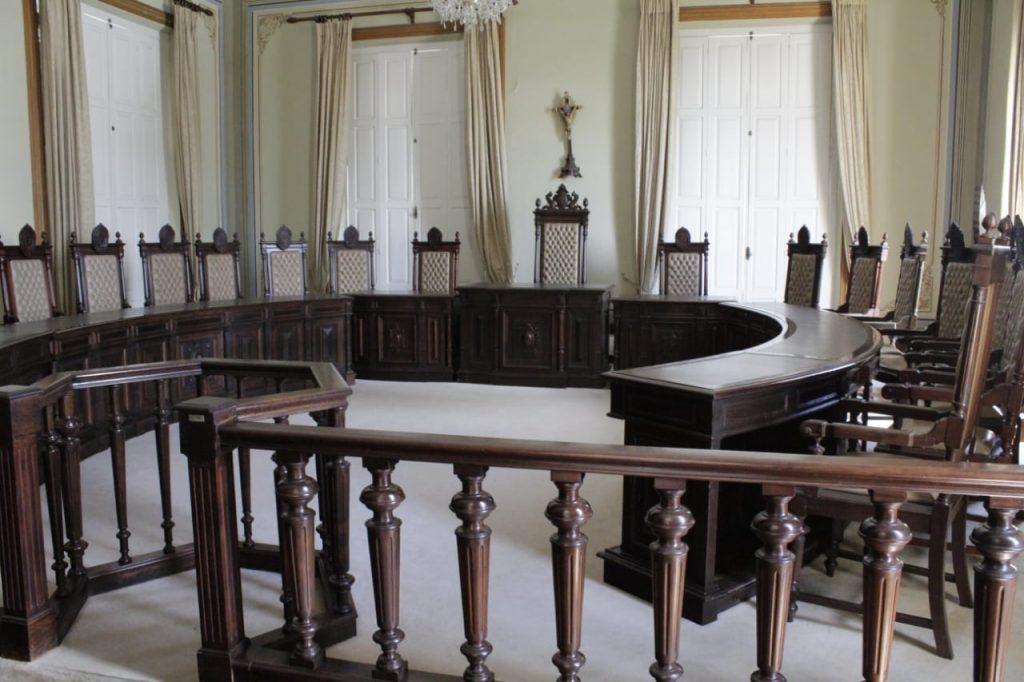 Centro Cultural Palácio da Justiça Manaus Tribunal Pleno
