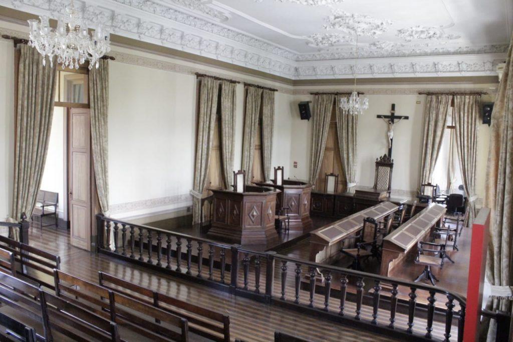Centro Cultural Palácio da Justiça Manaus Tribunal do Juri