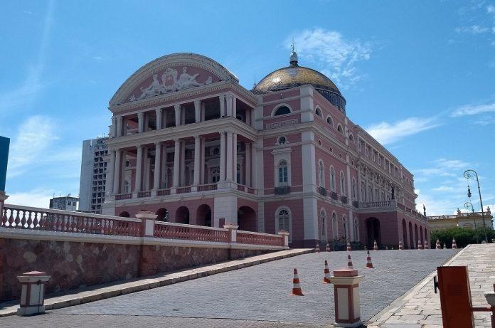 Teatro Amazonas - A Ópera de Manaus