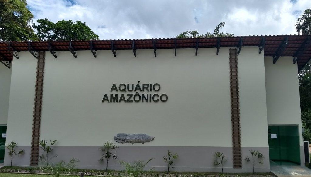Aquário Amazônico