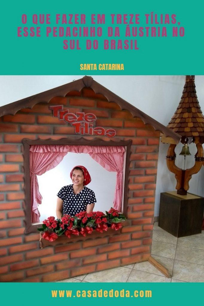 O que fazer em Treze Tílias, Santa Catarina