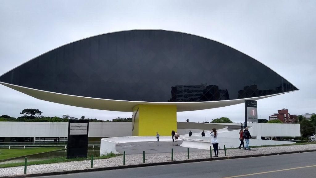 Museu Oscar Niemeyer ou Museu do Olho