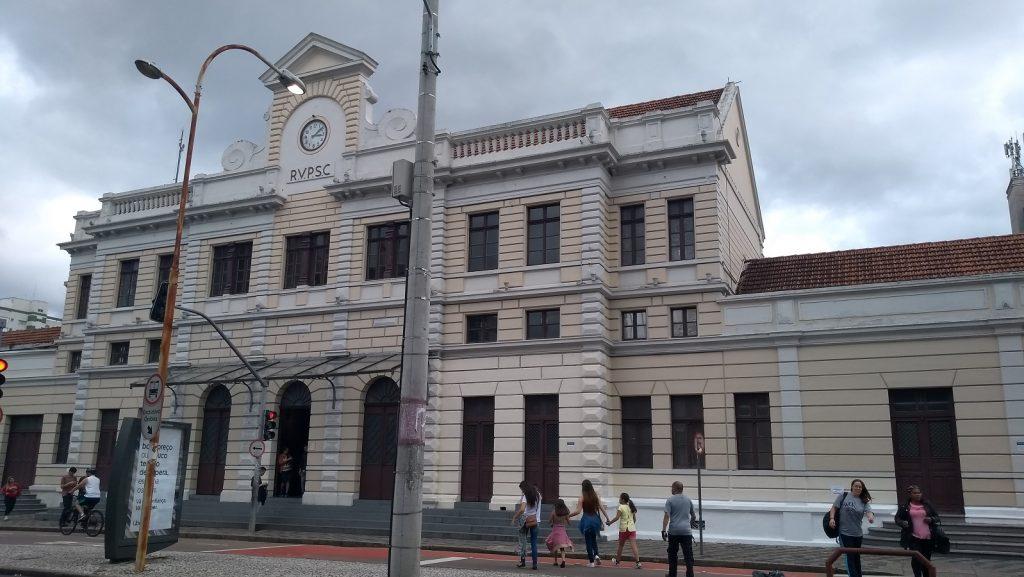 O que fazer em Curitiba, Museu Ferroviário