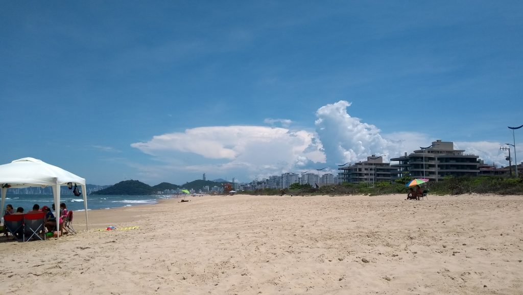 Praia Brava, Itajaí