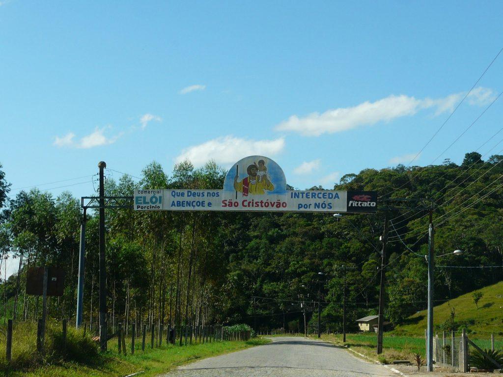 Gaspar também oferece turismo religioso